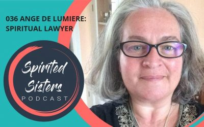 036 Spiritual Lawyer | Ange De Lumiere